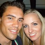 Thanee van Hulst vriendin Tom Dumoulin