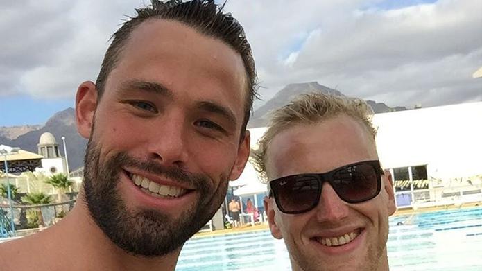 Joost Reijns zwemmer