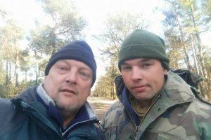 Raymond en Jan Kruithof Hunted
