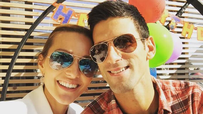 Jelena Djokovic Novak vrouw