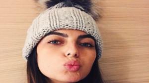 Kelly Piquet vriendin Daniil Kvyat