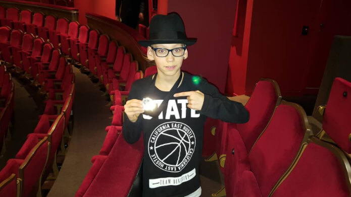 Daniel Stosic Mr Stosic Holland's Got Talent