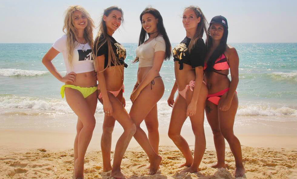 Ex on the Beach Double Dutch Vrouwen