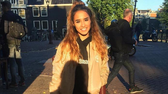 Jade Clevers Yade Lauren presentatrice MTV zangeres