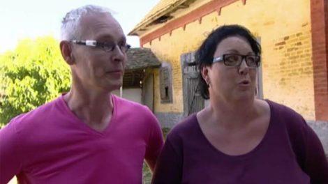 Rob en Anita Droomhuis Gezocht Hongarije