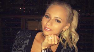 Theresa Kofoed vriendin Nicolai Jørgensen