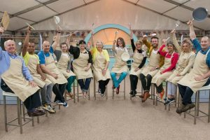 The Great British Bake Off seizoen 5 Omroep Max BBC