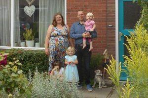 Familie Rijkens Steenrijk Straatarm