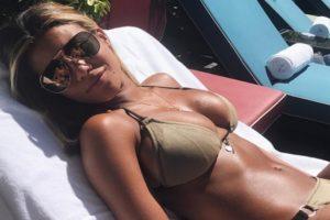 Rebecca Landin vriendin Sam Larsson