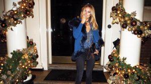Kimberley Garner vriendin Lance Stroll