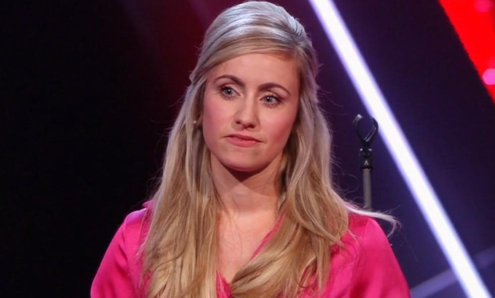 Kelly Kockelkoren The Voice of Holland