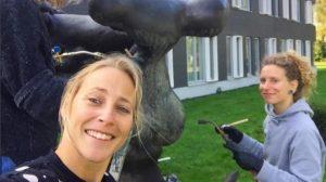 Ingeborg Kroon vriendin Jan Smeekens