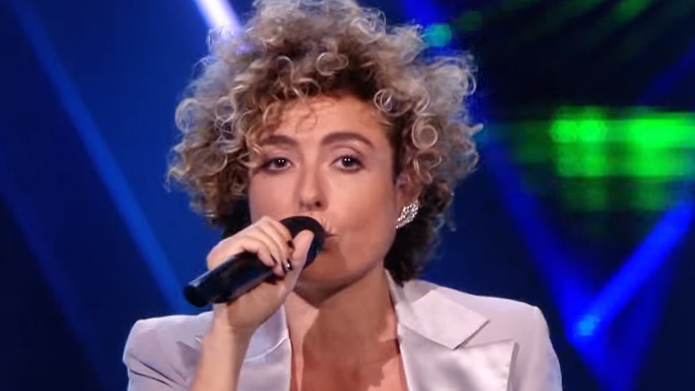 Berenice van Leer The Voice of Holland TVOH