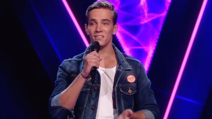 Bram Houg The Voice of Holland TVOH