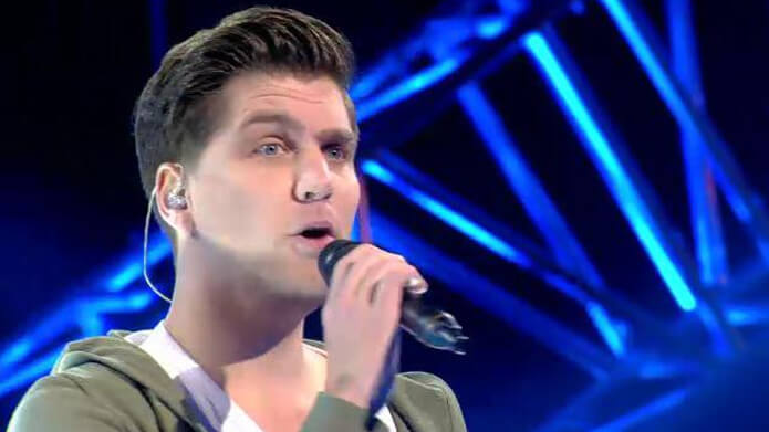 Mark Pathuis The Voice of Holland TVOH