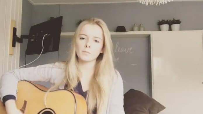 Maud Nieuwenhuis The Voice of Holland TVOH