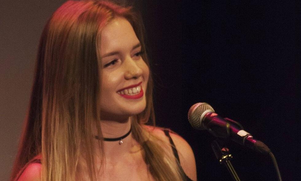 Nina ten Kate The Voice of Holland TVOH