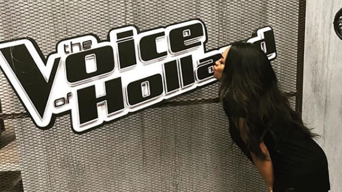 Soraya The Voice of Holland TVOH