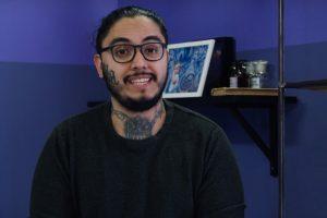 Alvaro Diaz Delgado Ink Master Meesters van de Lage Landen