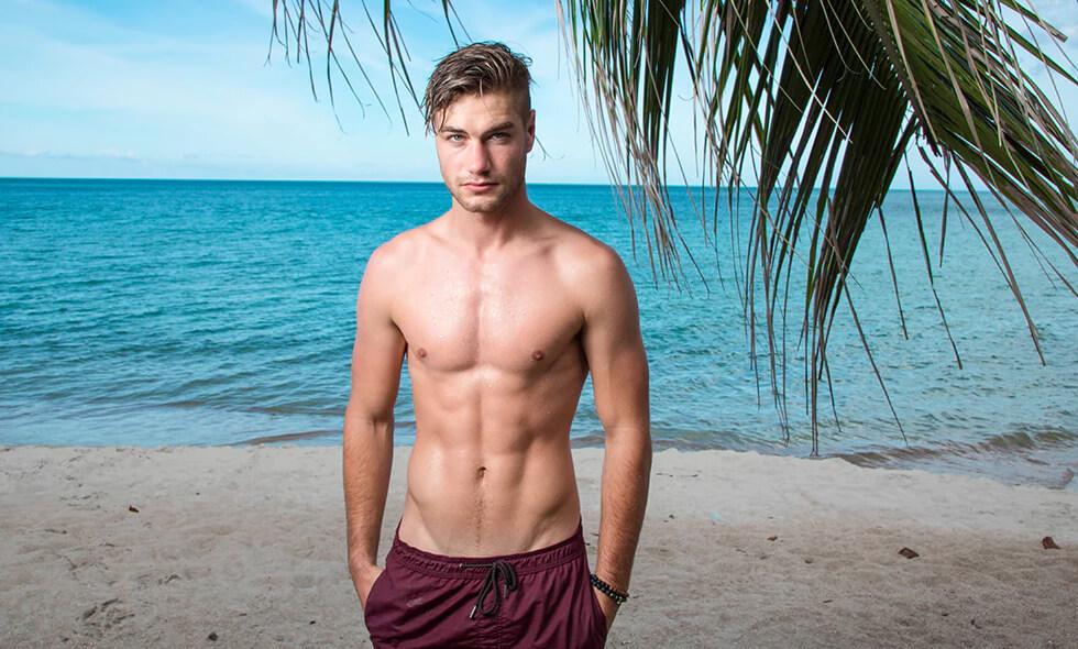 Joshua Feytons verleider Temptation Island
