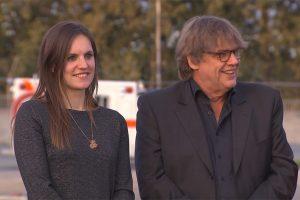 Chrissie Westbroek dochter Henk Westbroek De Slechtste Chauffeur van Nederland