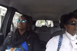Zulema en Gerda Havertong De Slechtste Chauffeur van Nederland VIPS