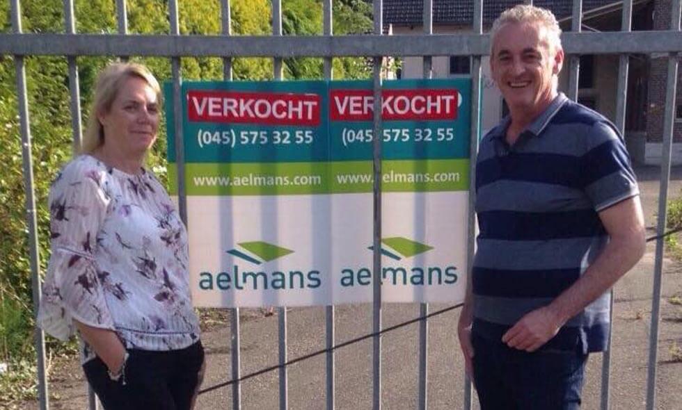 Janine Aalders en Roger Zwaard De Pletsmolen