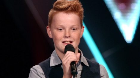 Mitchell Thijs The Voice Kids