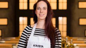 Krista Winters MasterChef Nederland 2018