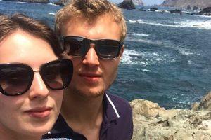 Dasha Moshkova vriendin Sergey Sirotkin