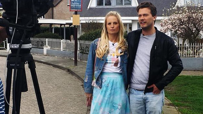 Freya Poppe, Jonas Soto en familie Deibel in Steenrijk, Straatarm