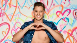 Alex George Love Island