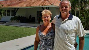 Frenk Dianne Ik Vertrek Curaçao Abaai Resort