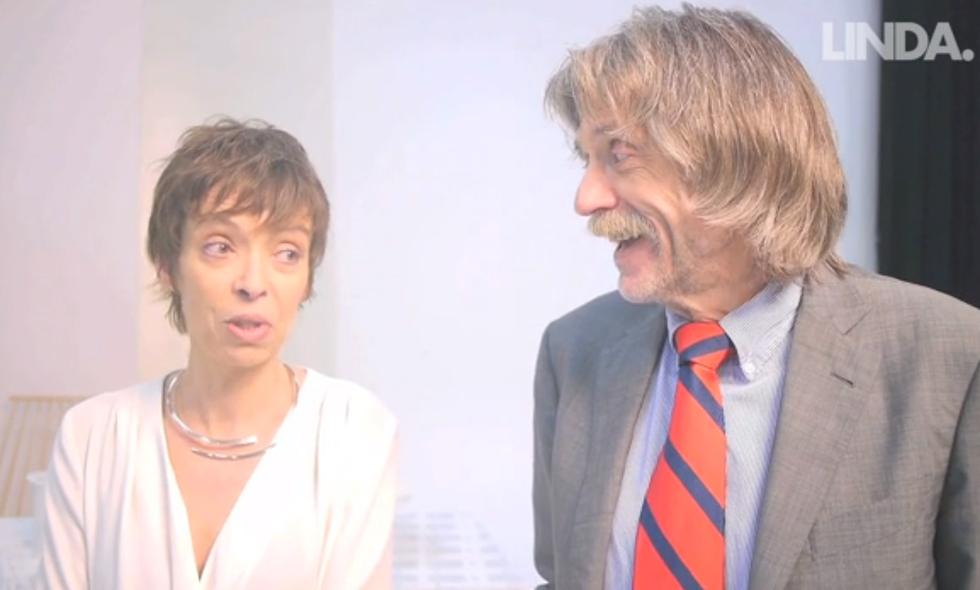 Isabelle Pikaar vrouw Johan Derksen