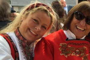 Nina Freidher vriendin Youri Mulder