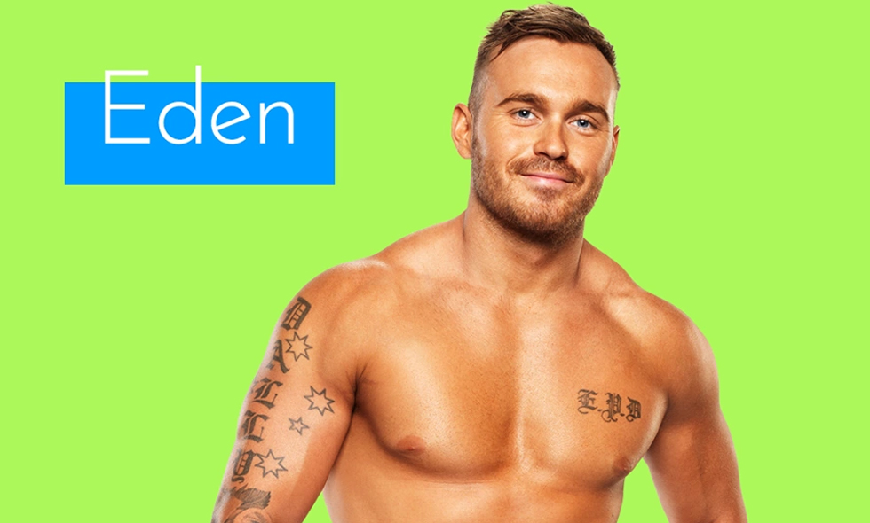 Eden Dally Love Island Australia