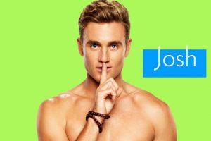 Josh Moss Love Island Australia