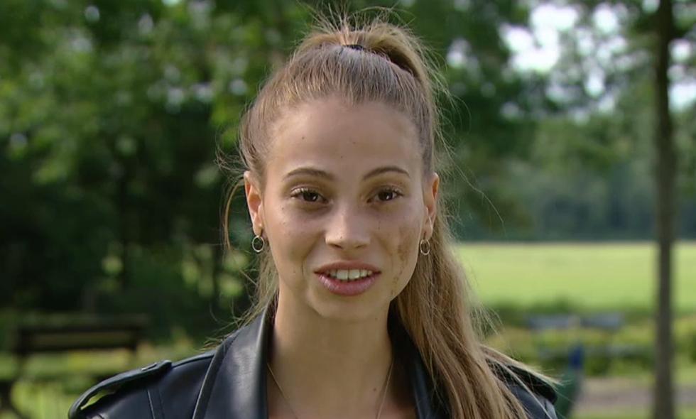 Cecilia Zevenhek Holland's Next Top Model HNTM