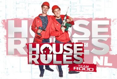 Corné Roy Team Rood House Rules