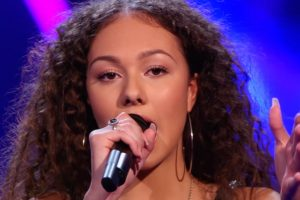 Chevelly Cooman The Voice of Holland TVOH