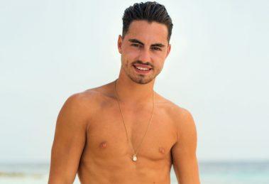 Elias Giannoccaro Ex on the Beach Double Dutch