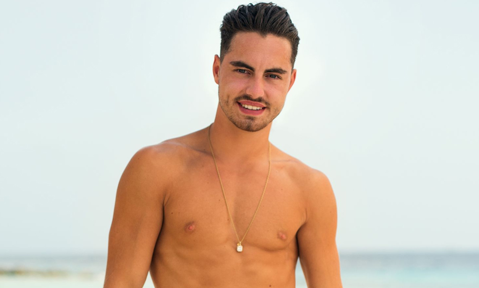 Elias Giannoccaro Ex on the Beach Double Dutch