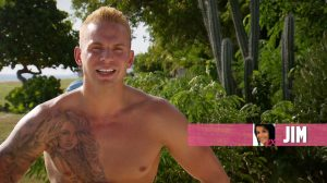 Jim ex Djessy Ex on the Beach Double Dutch