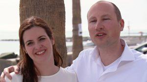 Christiaan, Kirsten en Lucas Het Spaanse Dorp Polopos