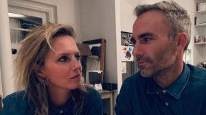 Melissa en Troy naakt in Adam Zkt. Eva - Sterren op TV