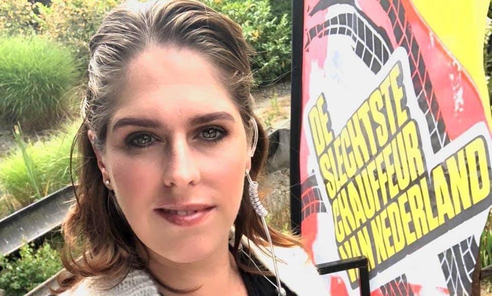 Patricia Nijman De Slechtste Chauffeur van Nederland