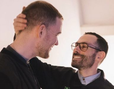 Nicola Rinaldi vriend Diederik Broekhuizen