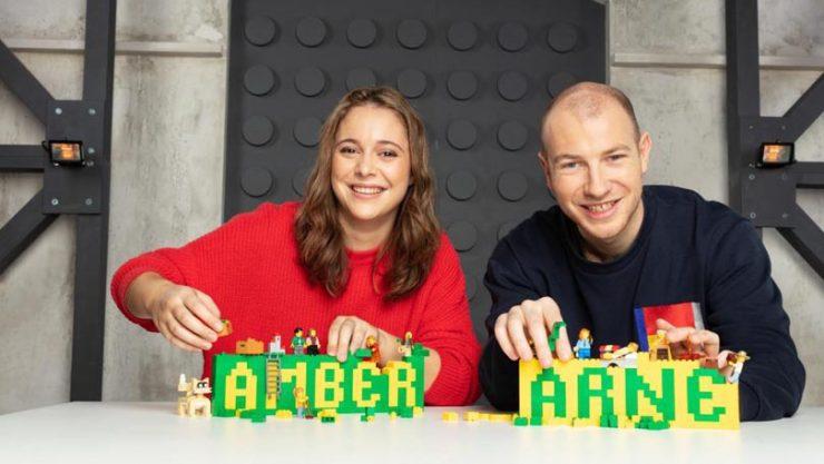 Amber Arne Lego Masters