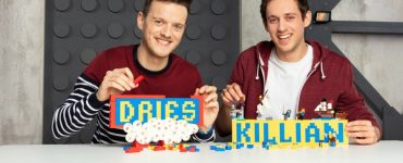Dries en Killian Lego Masters